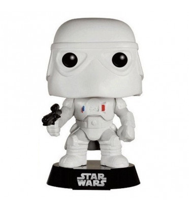SNOWTROOPER / STAR WARS / FIGURINE FUNKO POP / UNDERGROUND TOYS EXCLUSIVE