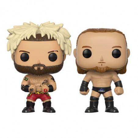 2-PACK ENZO AMORE ET BIG CASS / WWE /FIGURINE FUNKO POP / EXCLUSIVE