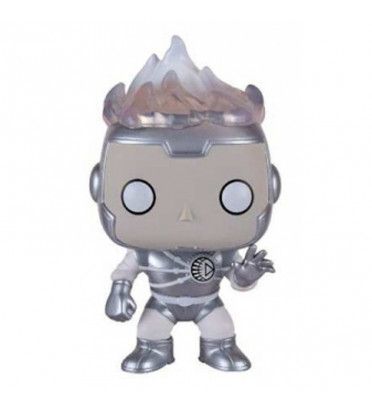 FIRESTORM / SUPER HEROES / FIGURINE FUNKO POP / GITD