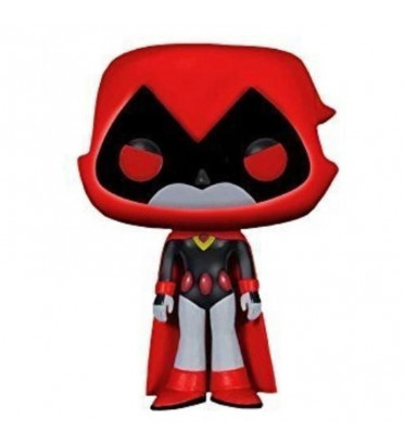RAVEN ROUGE / TEEN TITANS GO / FIGURINE FUNKO POP / UNDERGROUND TOYS EXCLUSIVE
