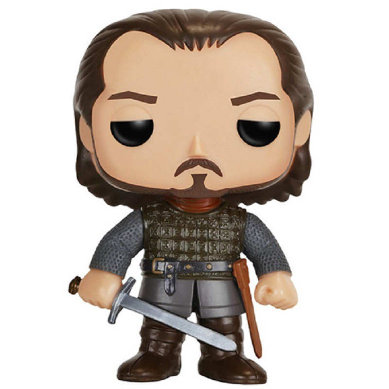 BRONN / GAME OF THRONES / FIGURINE FUNKO POP
