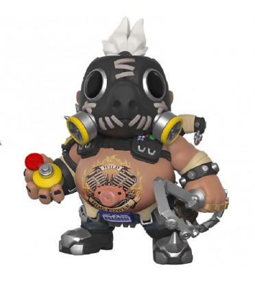 ROADHOG / OVERWATCH / FIGURINE FUNKO POP