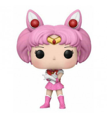 SAILOR CHIBI MOON GLITTER / SAILOR MOON / FIGURINE FUNKO POP / EXCLUSIVE
