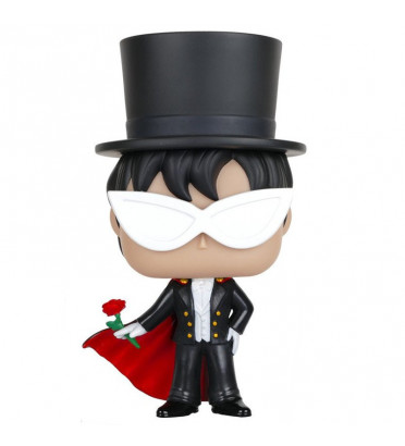 TUXEDO MASK / SAILOR MOON / FIGURINE FUNKO POP