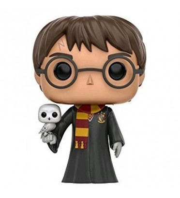 HARRY POTTER AVEC HEDWIG / HARRY POTTER / FIGURINE FUNKO POP