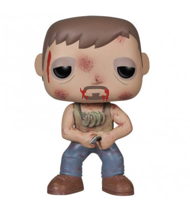 INJURED DARYL / THE WALKING DEAD / FIGURINE FUNKO POP