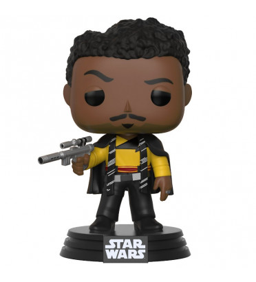 LANDO CALRISSIAN / STAR WARS / FIGURINE FUNKO POP