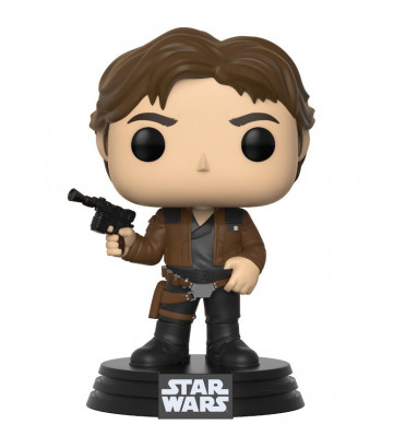 HAN SOLO / STAR WARS / FIGURINE FUNKO POP