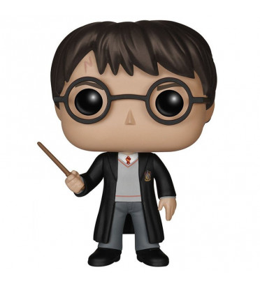 HARRY POTTER AVEC BAGUETTE / HARRY POTTER / FIGURINE FUNKO POP