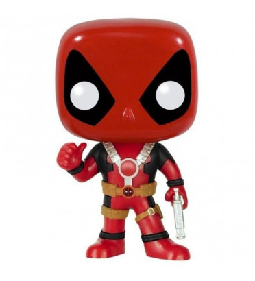 DEADPOOL THUMB UP / DEADPOOL / FIGURINE FUNKO POP