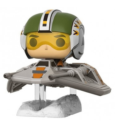 WEDGE ANTILLES WITH SNOW SPEEDER / STAR WARS / FIGURINE FUNKO POP / EXCLUSIVE
