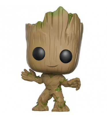 YOUNG GROOT SUPER SIZED / LES GARDIENS DE LA GALAXIE / FIGURINE FUNKO POP / EXCLUSIVE