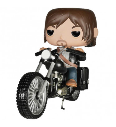 DARYL DIXON'S CHOPPER / THE WALKING DEAD / FIGURINE FUNKO POP