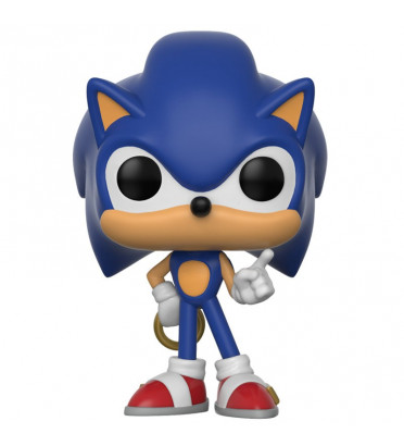 SONIC WITH RING / SONIC / FIGURINE FUNKO POP