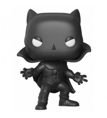 BLACK PANTHER 1966 / BLACK PANTHER / FIGURINE FUNKO POP / EXCLUSIVE