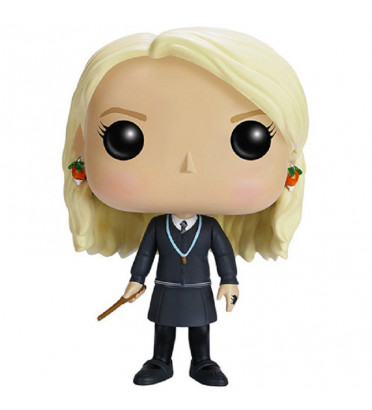 LUNA LOVEGOOD AVEC BAGUETTE / HARRY POTTER / FIGURINE FUNKO POP