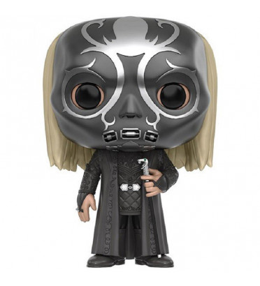 LUCIUS MALFOY MANGEMORT / HARRY POTTER / FIGURINE FUNKO POP / EXCLUSIVE SPECIAL EDITION