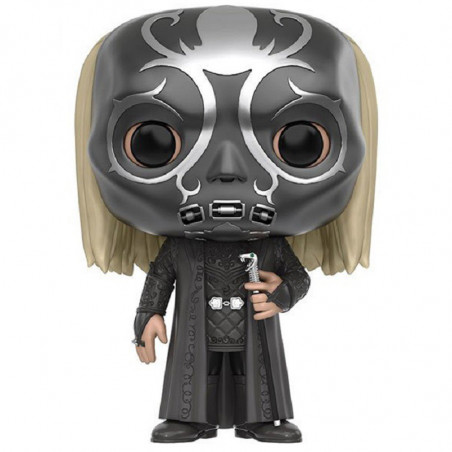 LUCIUS MALFOY MANGEMORT / HARRY POTTER / FIGURINE FUNKO POP / EXCLUSIVE