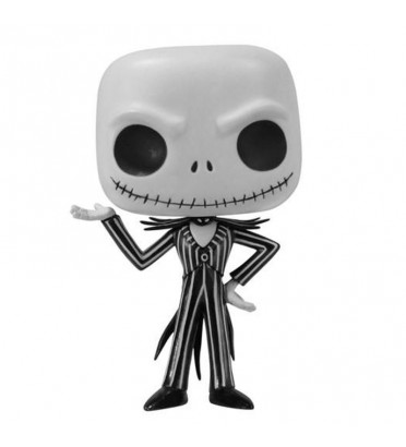 JACK SKELLINGTON / L'ETRANGE NÖEL DE MR JACK / FIGURINE FUNKO POP