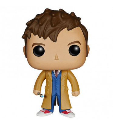 TENTH DOCTOR / DOCTOR WHO / FIGURINE FUNKO POP