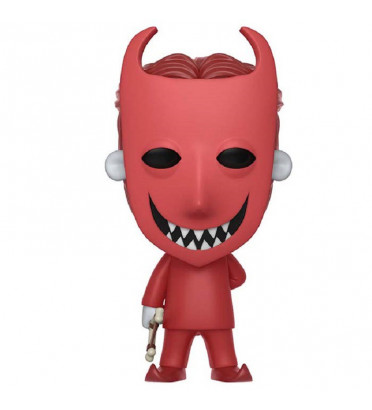 LOCK / L'ETRANGE NOËL DE MR JACK / FIGURINE FUNKO POP