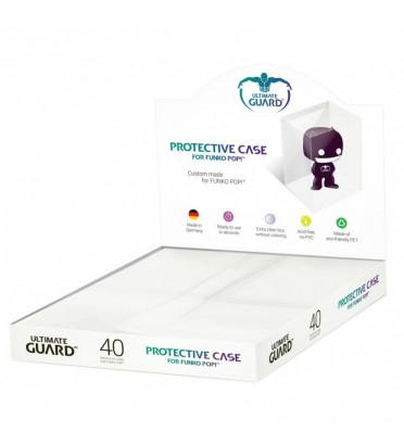 ULTIMATE GUARD BOITE DE PROTECTION PACK DE 40 / FIGURINE FUNKO POP