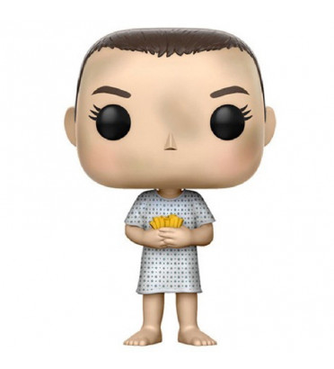 ELEVEN HOSPITAL GOWN / STRANGER THINGS / FIGURINE FUNKO POP