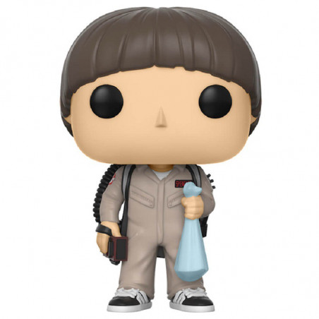GHOSTBUSTER WILL / STRANGER THING / FIGURINE FUNKO POP