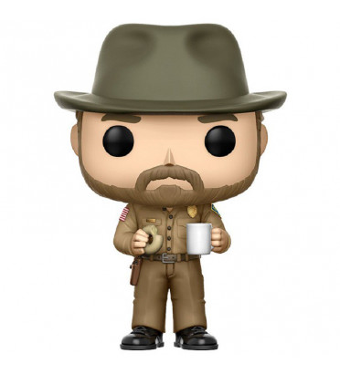HOPPER / STRANGER THINGS / FIGURINE FUNKO POP