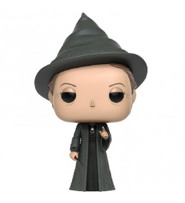 MINERVA MCGONAGALL / HARRY POTTER / FIGURINE FUNKO POP