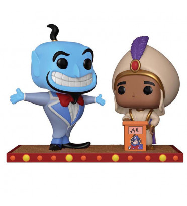 ALADDIN FIRST WISH / ALADDIN MOVIE MOMENTS / FIGURINE FUNKO POP