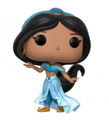 JASMINE EN MOUVEMENT / ALADDIN / FIGURINE FUNKO POP