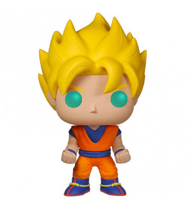 GOKU SUPER SAIYAN / DRAGON BALL Z / FIGURINE FUNKO POP