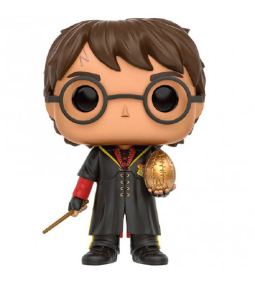 HARRY POTTER TRIWIZARD EGG / HARRY POTTER / FIGURINE FUNKO POP / EXCLUSIVE