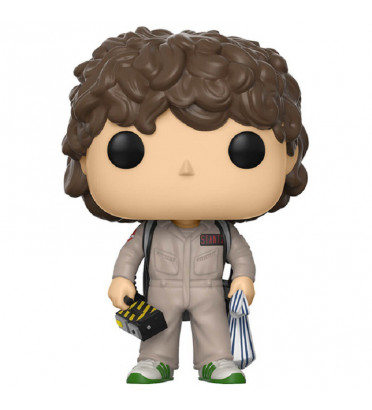 GHOSTBUSTER DUSTIN / STRANGER THINGS / FIGURINE FUNKO POP