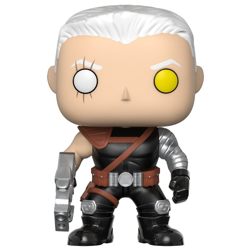 CABLE / DEADPOOL / FIGURINE FUNKO POP