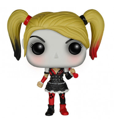HARLEY QUINN / BATMAN ARKHAM KNIGHT / FIGURINE FUNKO POP