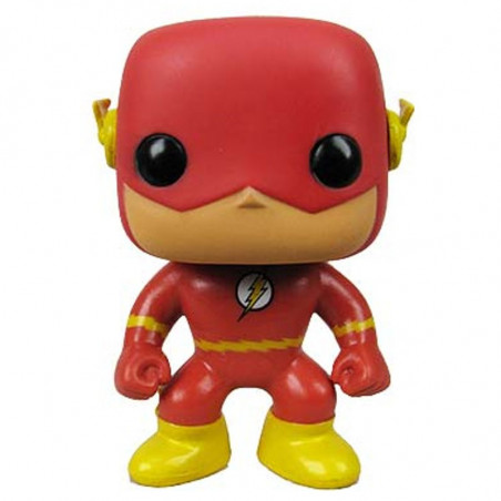 THE FLASH / SUPER HEROES / FIGURINE FUNKO POP