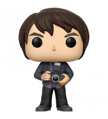 JONATHAN WITH CAMERA / STRANGER THINGS / FIGURINE FUNKO POP