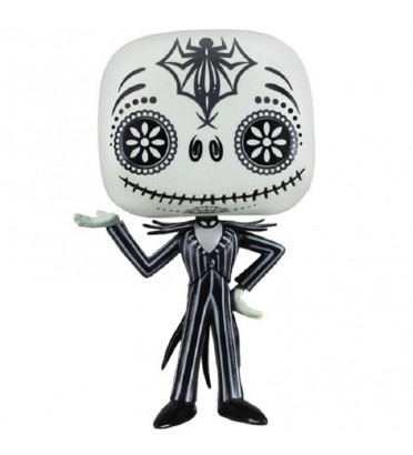 JACK DAY OF THE DEAD / L'ETRANGE NOËL DE MR JACK / FIGURINE FUNKO POP