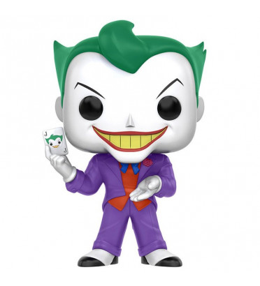 THE JOKER / THE ANIMATED SERIES / FIGURINE FUNKO POP