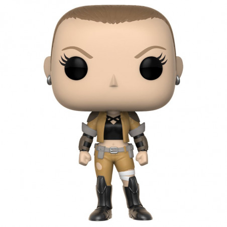NEGASONIC TEENAGE WARHEAD / X-MEN / FIGURINE FUNKO POP / BOITE ABIMÉE