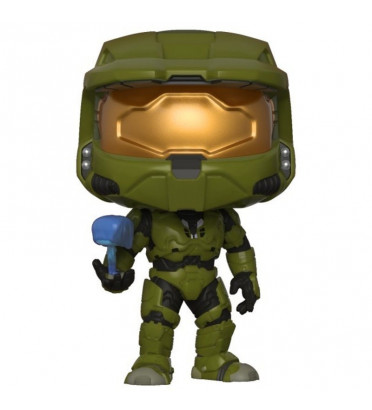 MASTER CHIEF WITH CORTANA / HALO / FIGURINE FUNKO POP