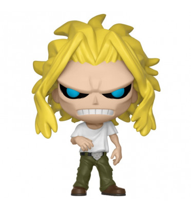 ALL MIGHT WEAKENED / MY HERO ACADEMIA / FIGURINE FUNKO POP