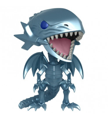 BLUE EYES WHITE DRAGON / YU-GI-OH / FIGURINE FUNKO POP