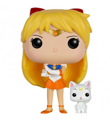 SAILOR VENUS ET ARTEMIS / SAILOR MOON / FIGURINE FUNKO POP
