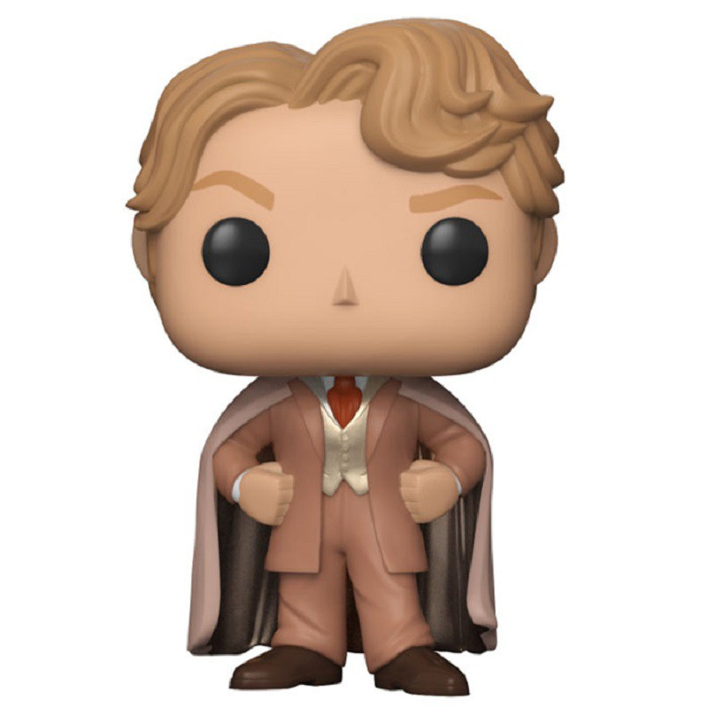GILDEROY LOCKHART / HARRY POTTER / FIGURINE FUNKO POP