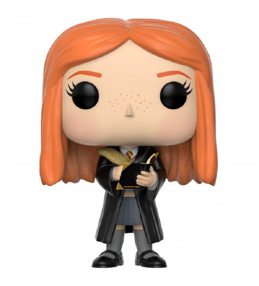 GINNY WEASLEY WITH TOM RIDDLE DIARY / HARRY POTTER / FIGURINE FUNKO POP