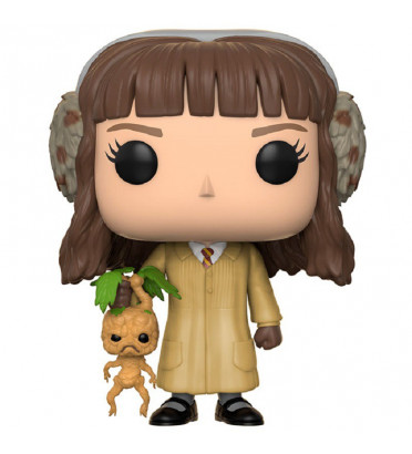 HERMIONE GRANGER HERBOLOGY / HARRY POTTER / FIGURINE FUNKO POP
