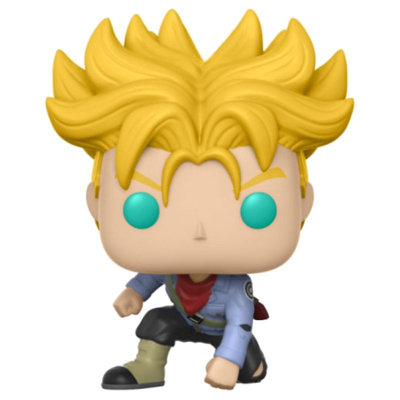 SUPER SAIYAN FUTURE TRUNKS / DRAGON BALL SUPER / FIGURINE FUNKO POP / EXCLUSIVE
